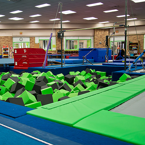 Our Facility Northpointe Gymnastics