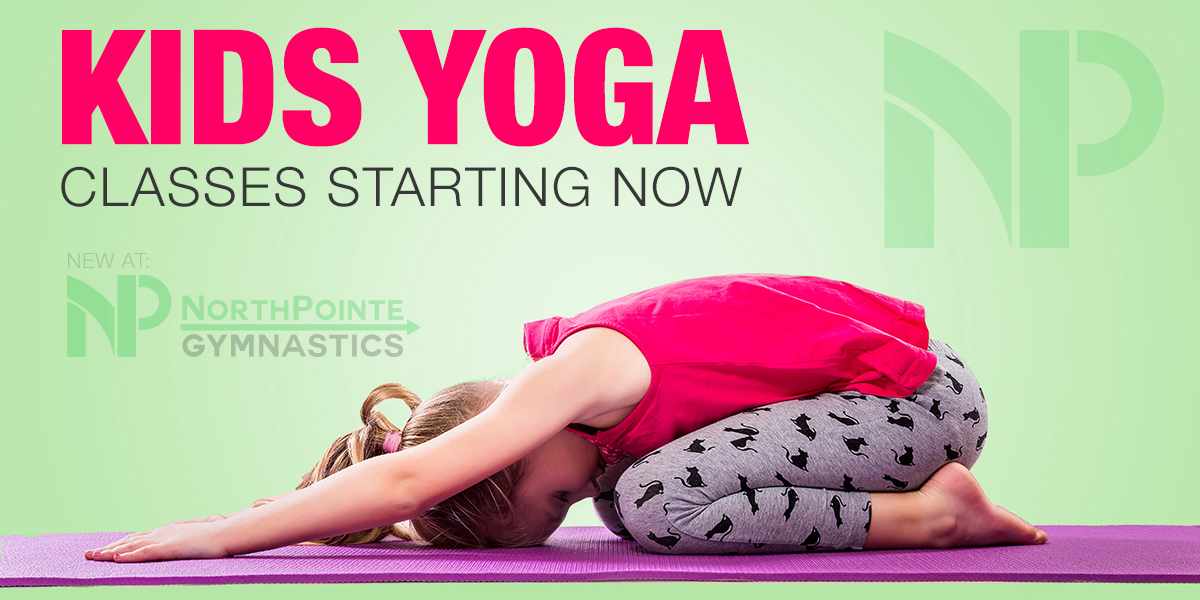 Kids Yoga Classes Starting Now